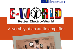 Assembly-of-an-audio-amplifier-on-PCB